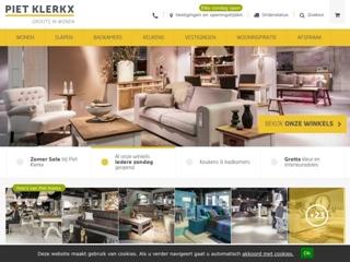 Piet Klerkx Website : Piet klerkx slapen waalwijk