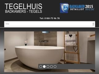 Tegelhuis Badkamers en Tegels Barendrecht