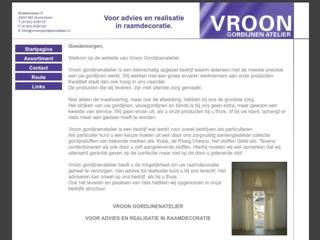 Vroon Gordijnen Atelier Gorinchem